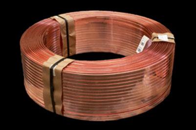 Conductoare izolate pentru constructia de bobinaje pentru motoare si transformatoare